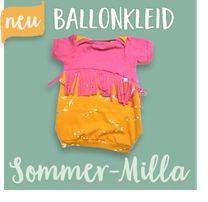 Lybstes Freebook: Sommer-Milla Ballonkleid