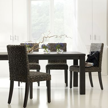 Dining tables and tables on pinterest for Dining room jcpenney