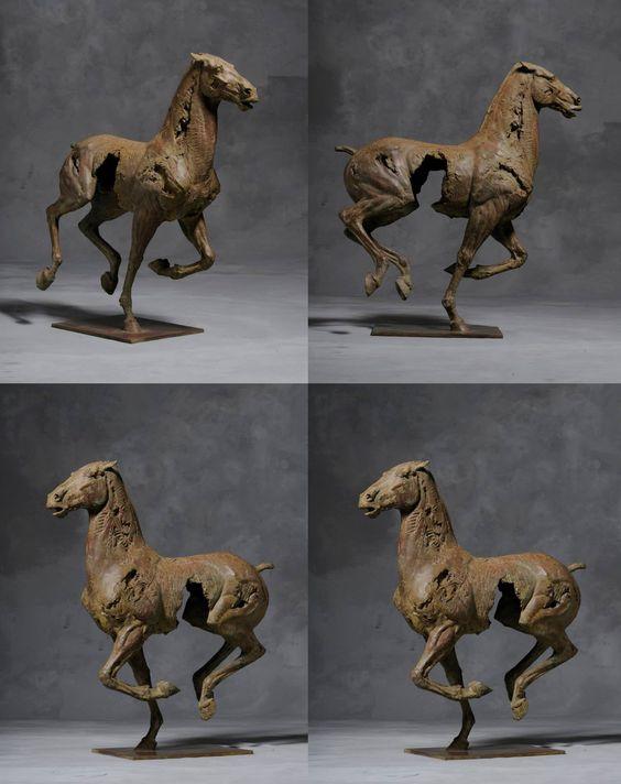 Sculptures de Christophe Charbonnel  Blog Graphiste / Sculptures, photos, Ver & Vie….                                                                                                                                                      Plus