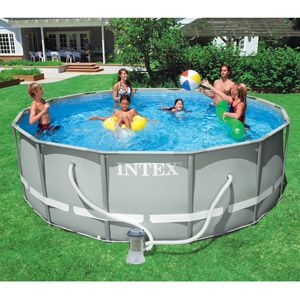 Best value in above ground movable large koi pond or - Largest above ground swimming pool ...