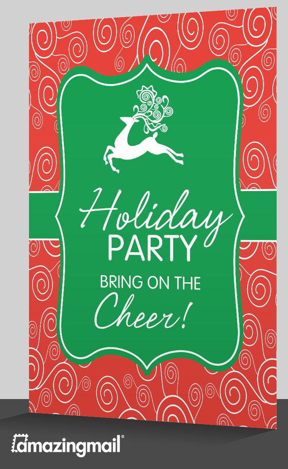 Send Out Party Invitations Quickly With Our Expertly Designed