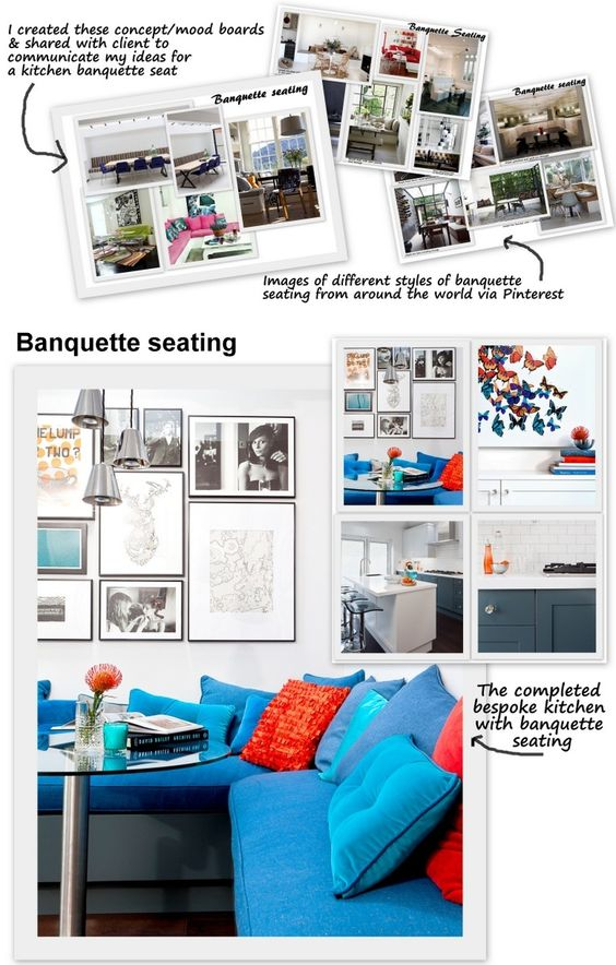 Fantastic Ideas For Banquette Seating Recycled Interiors Pinterest Ideas Interiors And