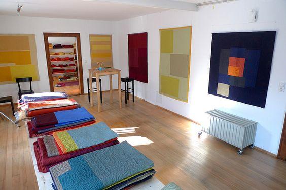 Die Bosna Quilt Werkstatt in Bregenz | Flickr: