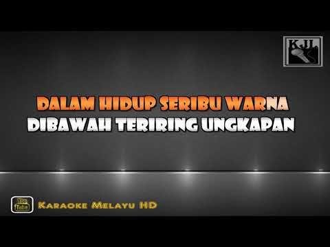 Awie Ziana Zain Senja Nan Merah Karaoke Tanpa Vokal Video Lirik Hd Youtube Karaoke Lagu Lirik