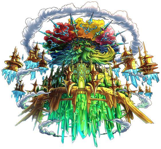 Gaia Tree Vertri