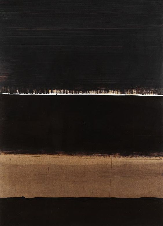 blastedheath brokenwind pierre soulages french b 1919. Black Bedroom Furniture Sets. Home Design Ideas