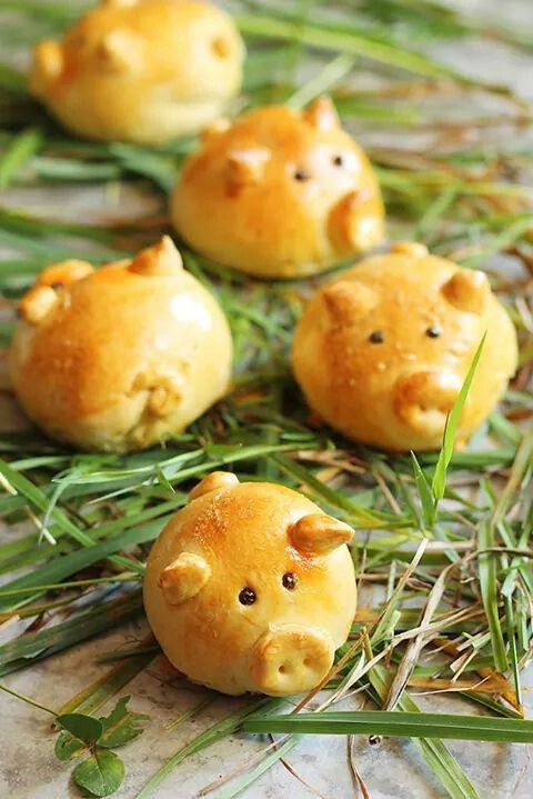 Piggy Buns