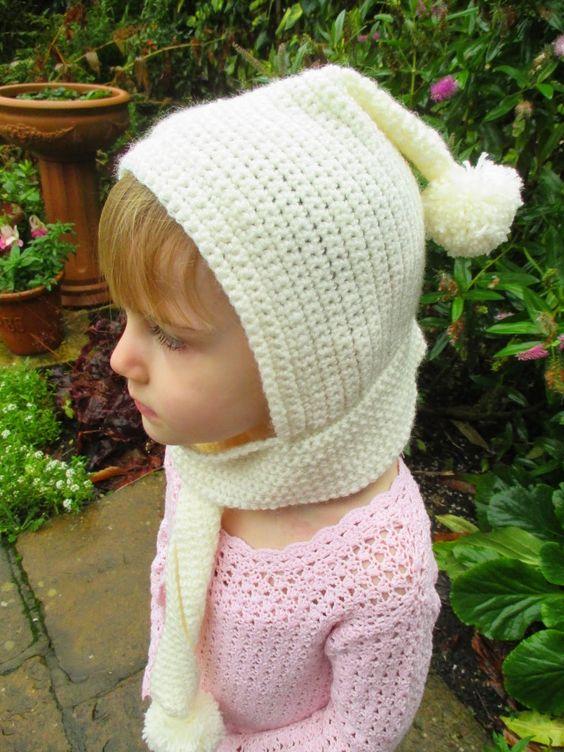 Free Knitting Pattern Pixie Hood : Three Stories High: Hooded Pixie Scarf Tutorial CROCHET ...