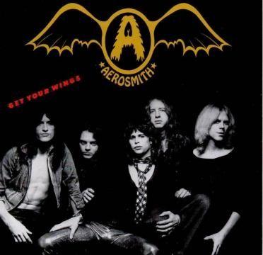 Aerosmith e o seu segundo álbum Get Your Wings
