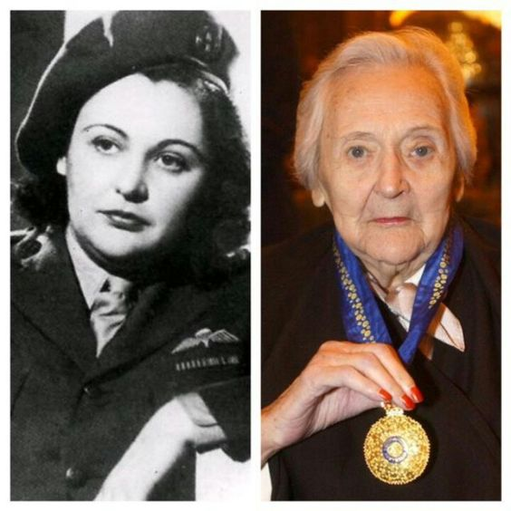 """Nancy Wake - Known as """"The White Mouse"""" to Nazi agents, Wake was  working on numerous sabotage operations and organizing more than 700 Resistance members into a guerilla fighting force. She was the Gestapo's most wanted spy, with a five-million-franc bounty on her head, and she once killed an SS sentry with her bare hands to prevent him from raising an alarm."""