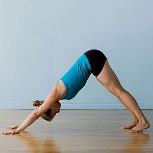 runners yoga poses and quad on pinterest