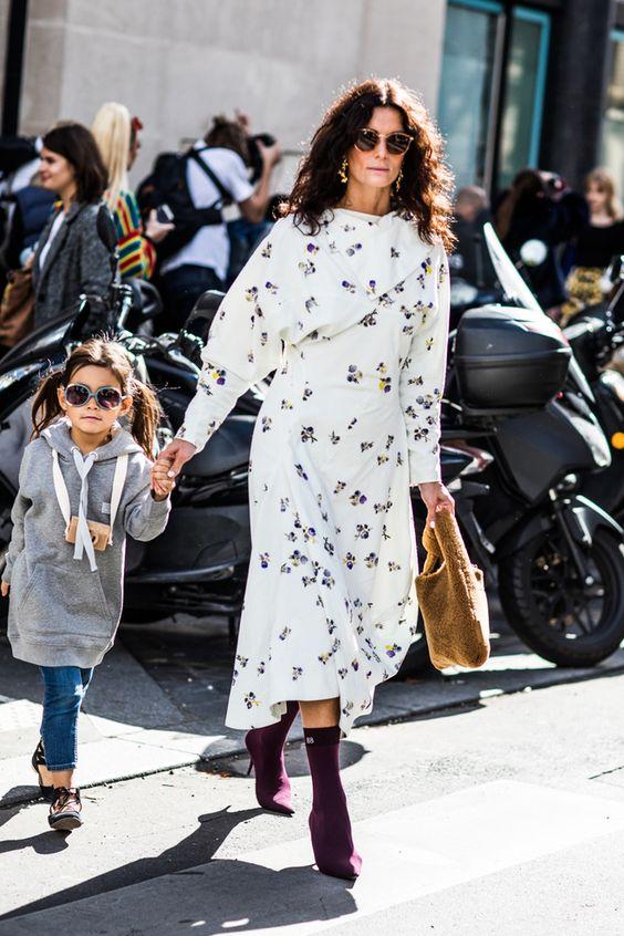 Street style à la Fashion Week printemps-été 2018 de Paris  Photo par Sandra Semburg | #HedvigSagfjordOpshaug #StreetStyle