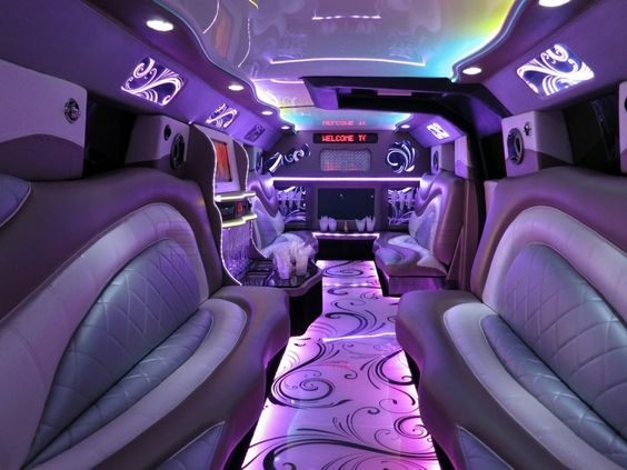 Pictures Inside A Hummer Limousine Hummer Limo Interior