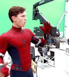 Tom being amazing.