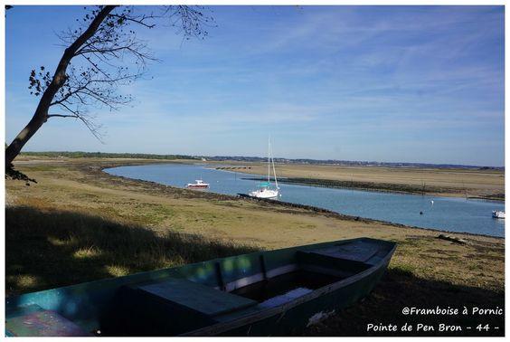 Pen Bron, La Turballe.   Loire-Atlantique. Brittany