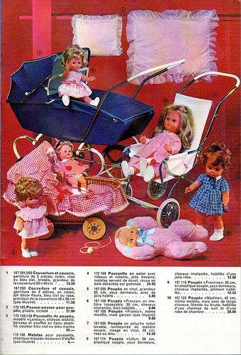 Epis d'Or p14 dolls & prams
