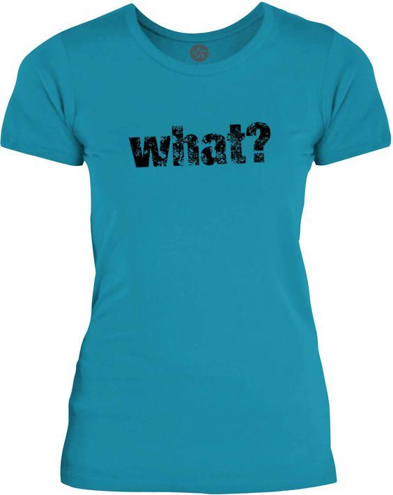 Big Texas What (Black) Womens Fine Jersey T-Shirt