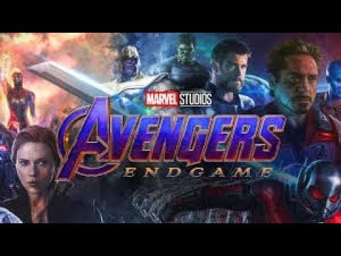 Avengers 4 Endgame Official Trailer In Hindi Hd Marvel Movies