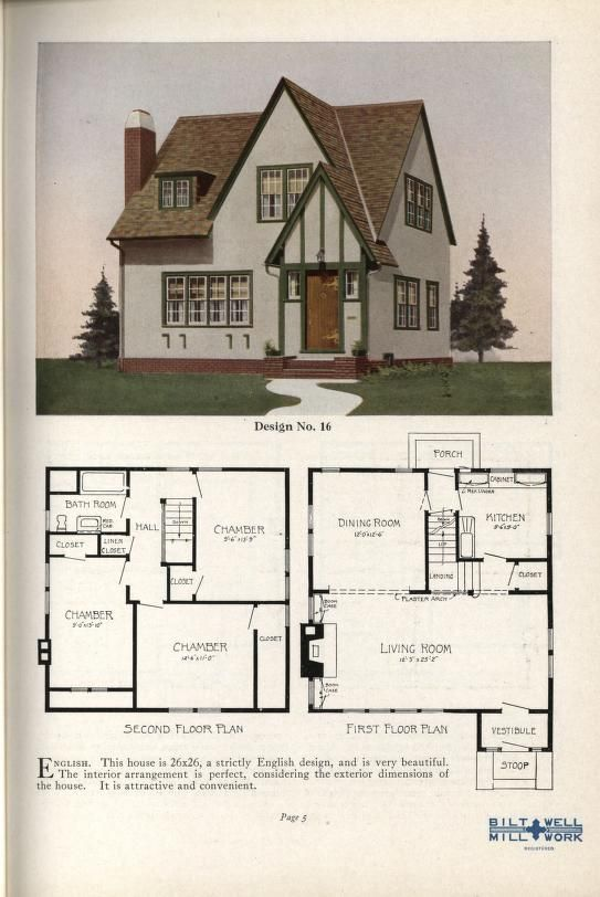 Practical Homes 1926 House Plans Farmhouse Small House Design Vintage House Plans
