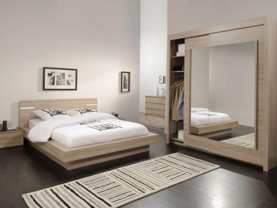 espejos-para-el-dormitorio Nuevas ideas Pinterest Decoration - moderne schlafzimmermobel sets gautier