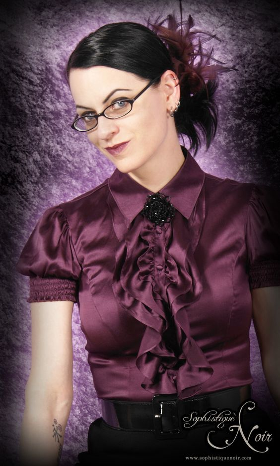 Silk blouses: