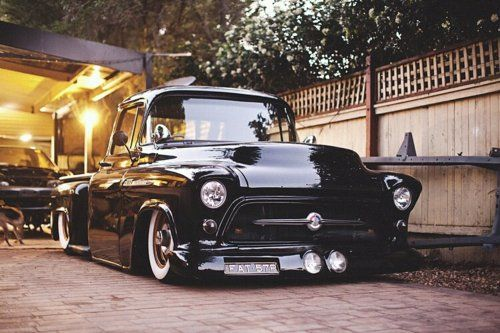 '57 Chevy Truck STANCE