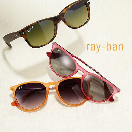 Nice Ray Bans!