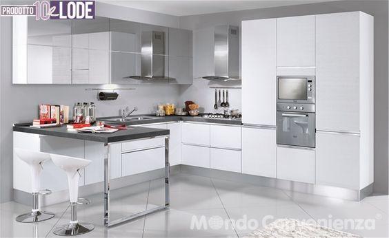 Emejing Planner Cucina Mondo Convenienza Contemporary ...