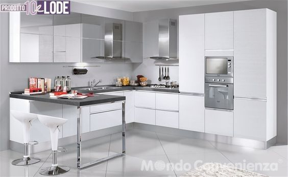 Beautiful Cucina Tipo Mondo Convenienza Contemporary - Design ...