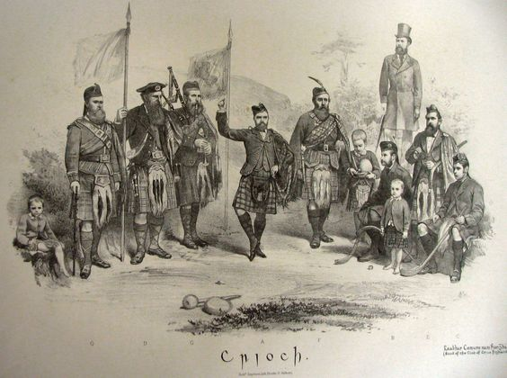 A' Chrioch -- Leabhar Comunn nam Fior Ghael, arm position is opposite today's standards