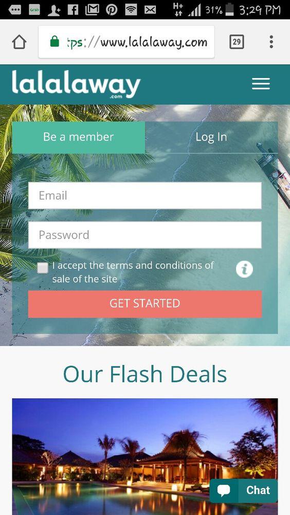 registrasi member di booking hotel online