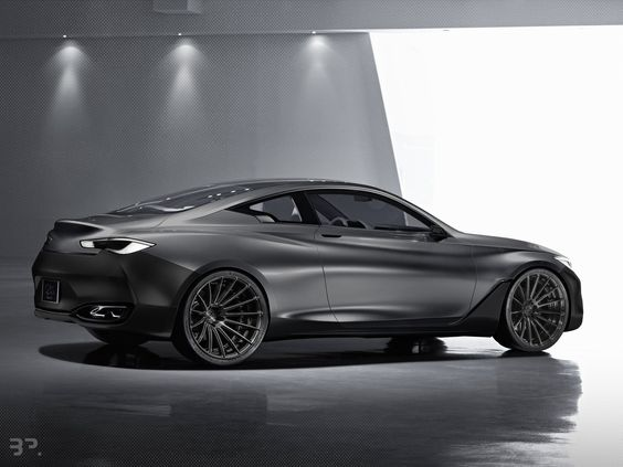 infiniti q60 blacked out. infiniti q60 concept 2016 production coupe_bp blackcars pinterest sports cars and blacked out i