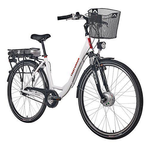 Telefunken E Bike Damen Elektrofahrrad Alu Mit 7 Gang