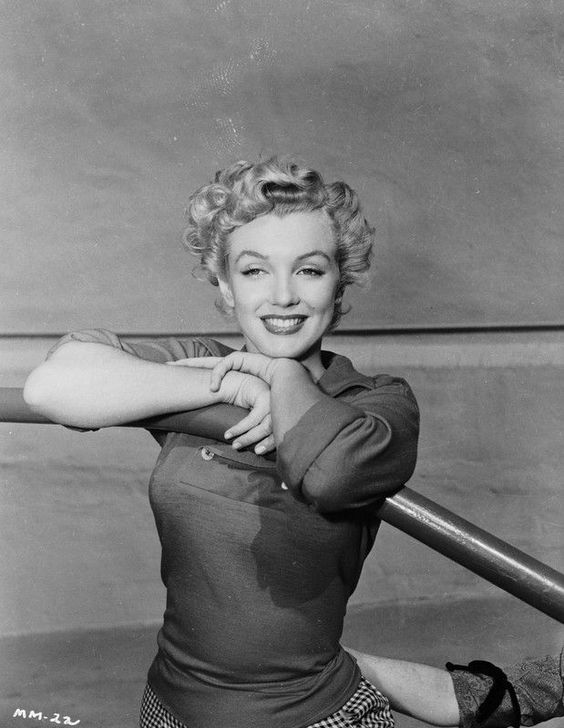 Marilyn Monroe Clash By Night -1952