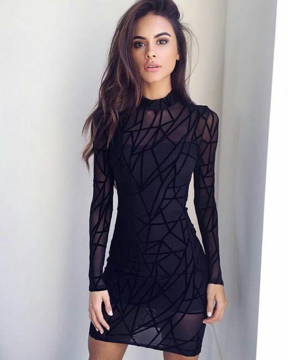 Vestidos Elegantes Sport Rosario Contreras En 2019