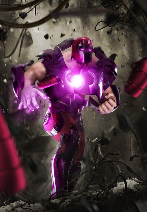 Magneto Ironman