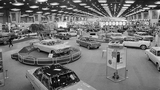 Rambler cars in 65