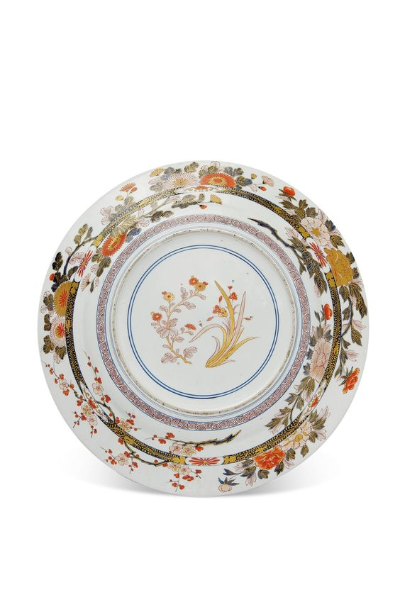A&J Speelman Oriental Art | Japanese & Korean | Porcelain | Large Imari…