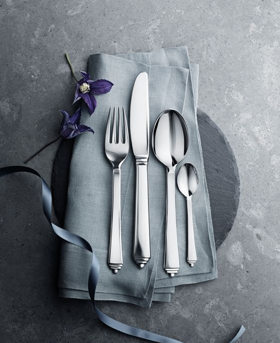 Minimal Cutlery Classic Scandinavian Design At Its Most Elegant And Refined In 2020 Tableware Design Cutlery Set Tableware
