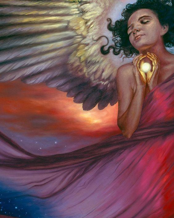 African American Angels | Angel | African-American art