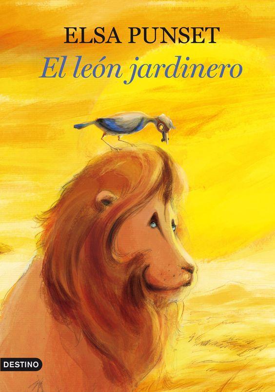 A un lado, un pájaro, listo e independiente, decidido a pasar el invierno boreal en la infinita llanura africana, como cada año. Al otro, un león de ojos azules como el mar y enorme corazón, instalado bajo el mismo árbol en el que se halla el nido del pájaro. .. http://www.imosver.com/es/libro/el-leon-jardinero_9970015141
