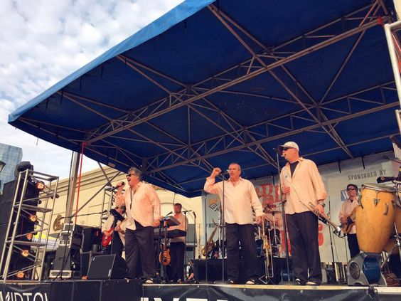 The Embers at North Hills' Midtown Beach Music Series kick-off event in Raleigh