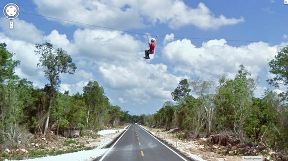 """Please click """"LIKE"""" and rePIN! Visit:  http://funfactualweirdbreathtaking.dailypix.me/ The Craziest Stuff Found on Google Street View"""
