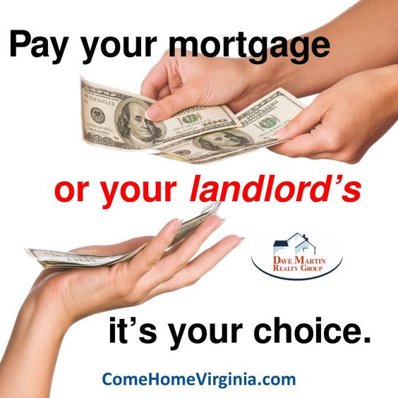 Rent or own you still pay someone's mortgage