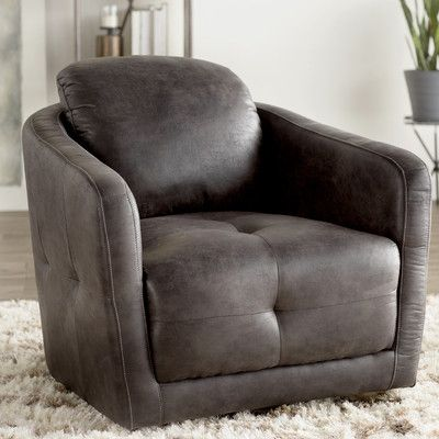 Trent Austin Design Roanoke Swivel Arm Chair & Reviews | Wayfair