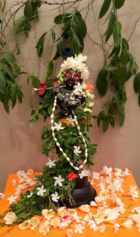 Janmastami – Om Krusnaya basudebaya Namoh Namah