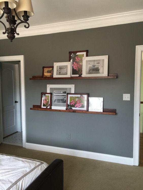 shelves for bedroom walls