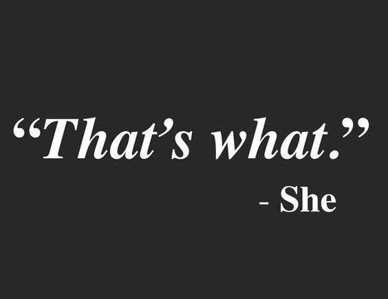 thats what she said! graphixation