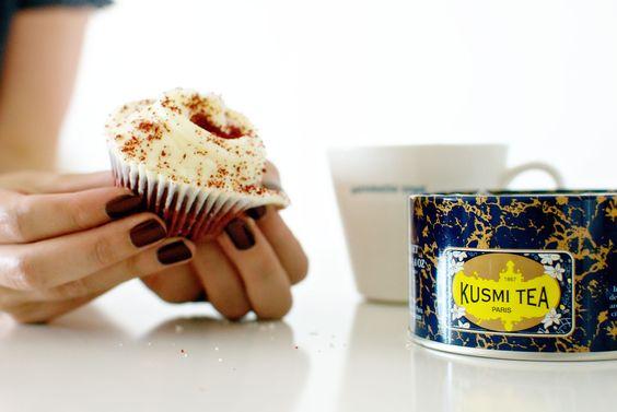 Tea blend Anastasia by Kusmi Tea