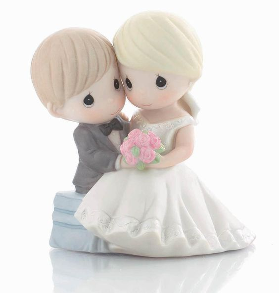 wedding cake topper!